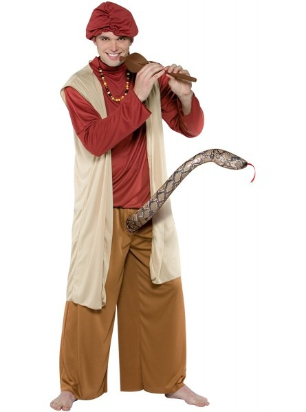 Snake Charmer Adult Costume  The Coolest