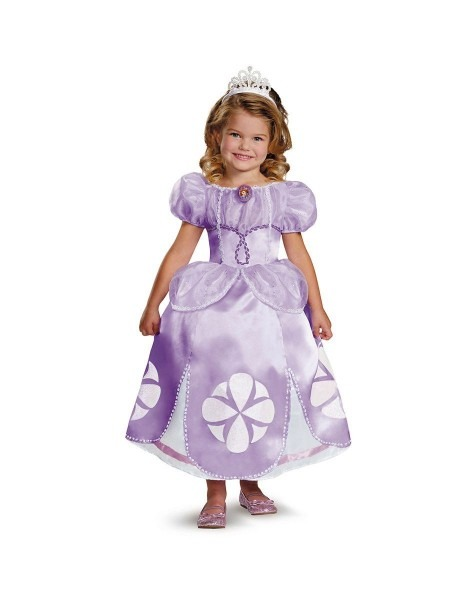 Sofia The First Prestige Toddler Costume Ideas Of Sofia The First