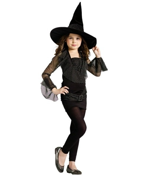 Witch Sparkle Costume