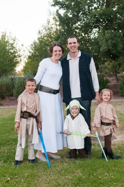 Star Wars Themed Halloween Costumes