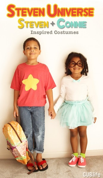 Diy Steven Universe Inspired Halloween Costumes