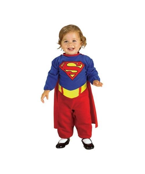 Super Girl Baby Movie Superhero Costume