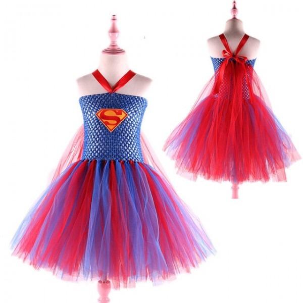 Aliexpress Com   Buy Superhero Inspired Girl Tutu Dress Wonder