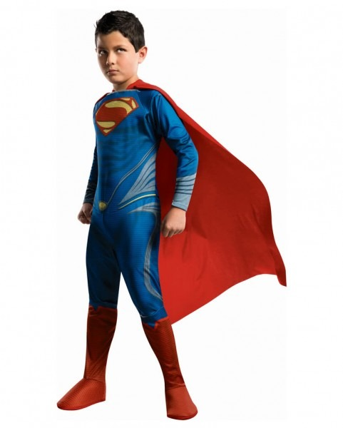 Superman Child Costume