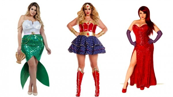 10 Sexiest Halloween Costumes For Curvy Girls