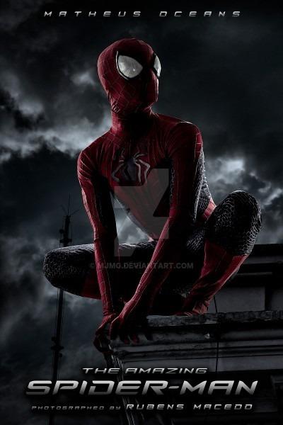 The Amazing Spider Man 2 Costume Replica By Mjmg On Deviantart