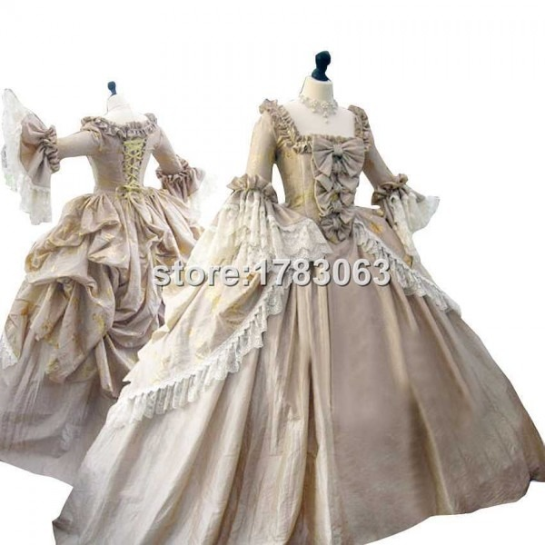 Buy Rococo Dress And Get Free Shipping On Aliexpress Com