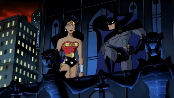 Rotten Reelz Reviews  Andrea Romano Week  Justice League Unlimited