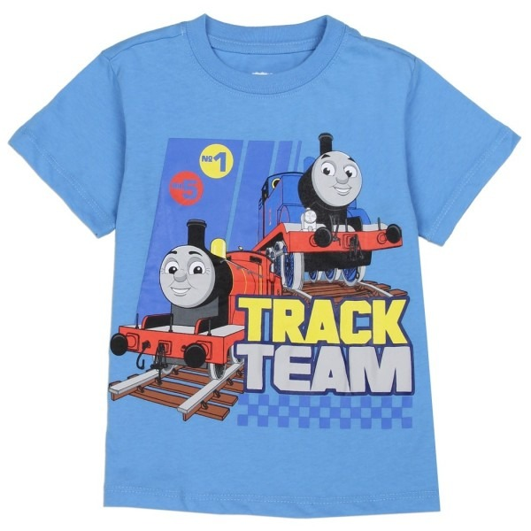 Thomas James And Percy Thomas And Friends Boys Clothing