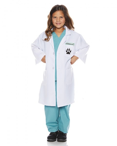 Veterinarian Costume For Carnival