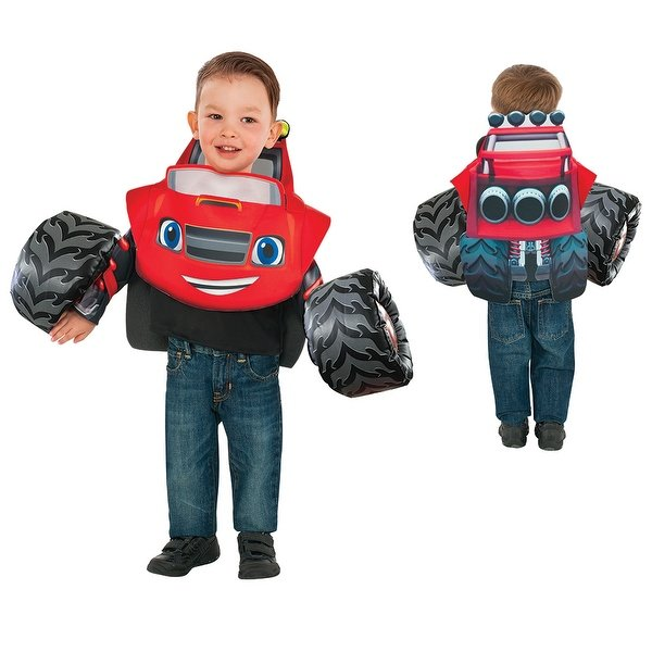 Shop Toddler Blaze And The Monster Machines Truck Costume