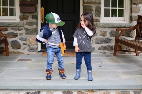 Chip And Joanna Gaines Kids Halloween Costumes
