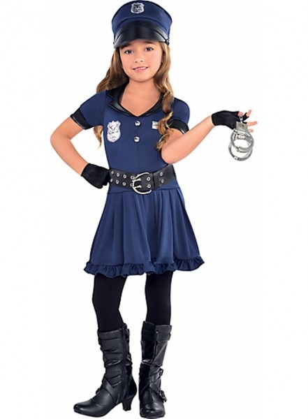 Mom Pens Furious Open Letter To Party City About Its 'sexy Cop