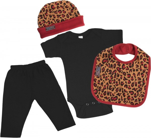 Animal Print Clothes For Toddlers