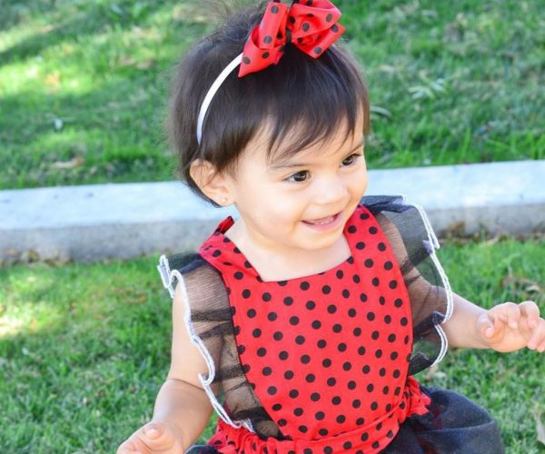 Horrible Darling Homemade Toddler Girls Halloween Costumes So