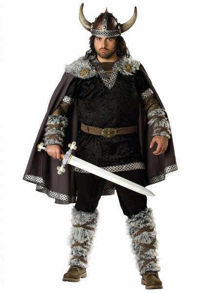 Viking Halloween Costume Best Plus Size Viking Warrior Costume