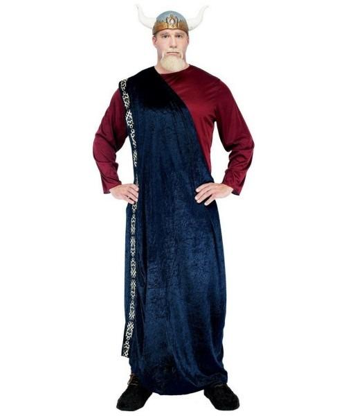 Adult Viking King Halloween Costume