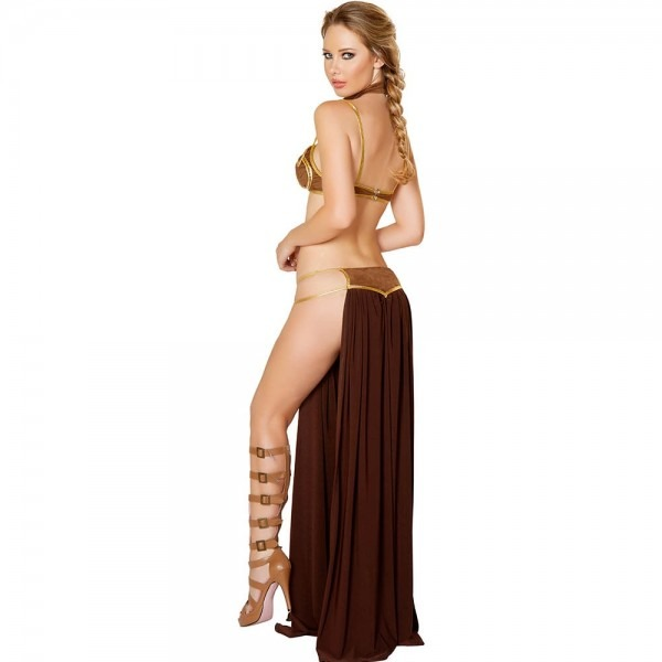 Women Party Halloween Costumes Star Wars Cosplay Sexy Princess