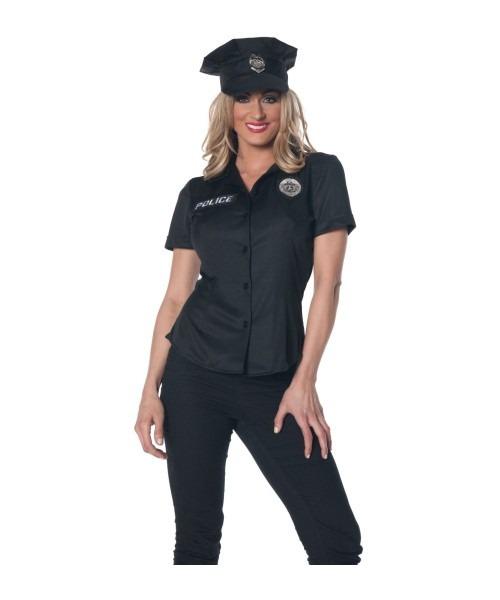 Womens Police Shirt