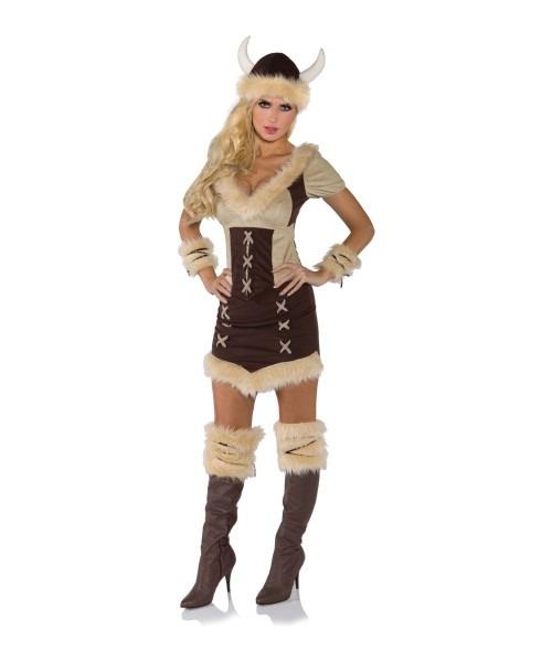Viking Queen Womens Costume
