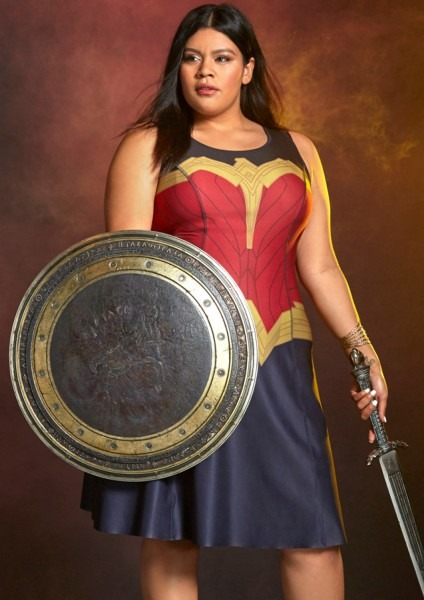 Her Universe Has A New Wonder Woman Collection And You'll Want