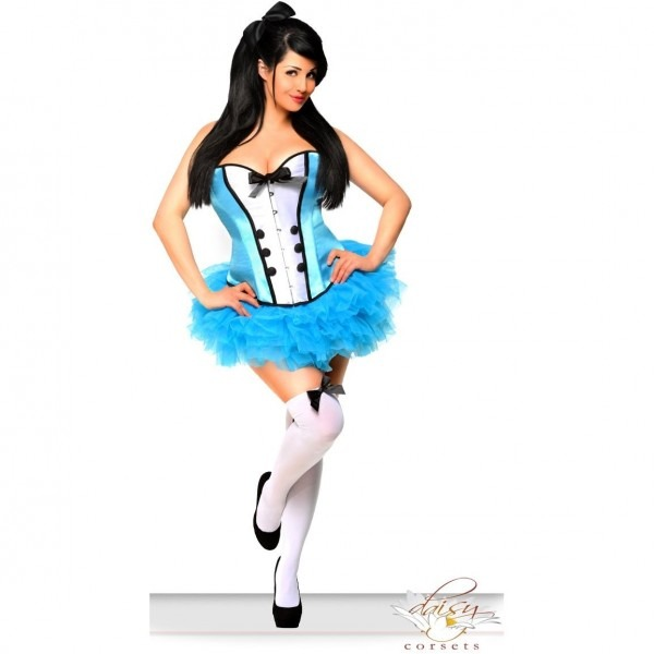 Y Alice In Wonderland Costume Daisy Corsets Designs Of Unique Plus