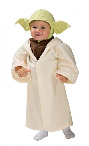 Yoda Costume Toddler Star Wars Baby Halloween Dress Up Headpiece