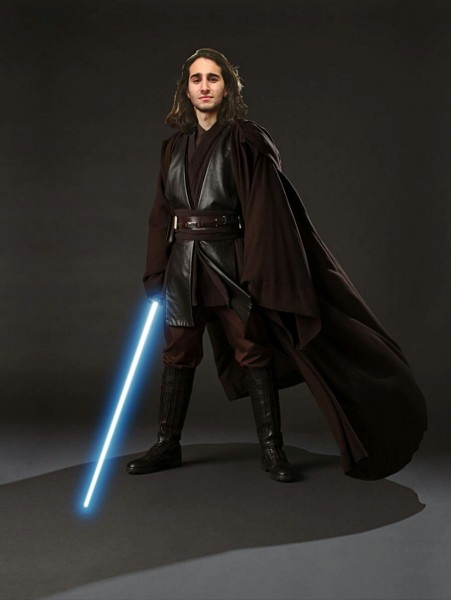Anakin Skywalker Costume 10 Years Later