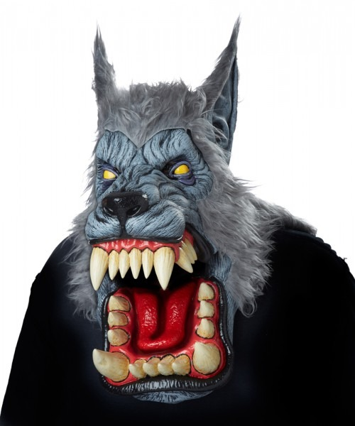 Halloweeen Club Costume Superstore  Lunar Psycho Wolf Ani