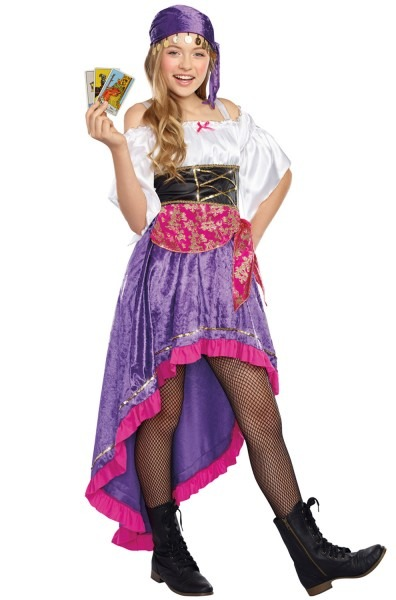 Gypsy Magic Child Costume