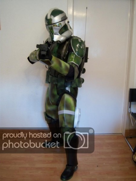 Rebel Legion    Viewing Costume    Commander Gree  Cc