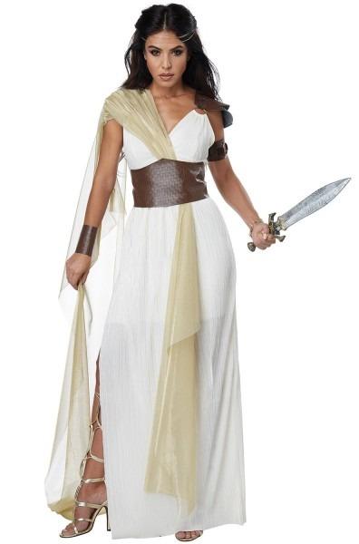 Ca486 Spartan Queen Gladiator Warrior Princess Roman Xena Fancy