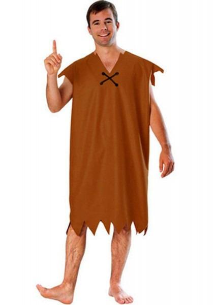 Barney Rubble Costume, Flintstones