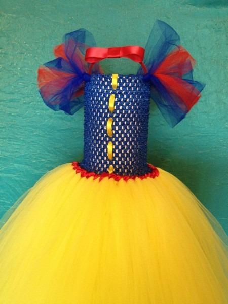 Snow White Tutu Dress (2t