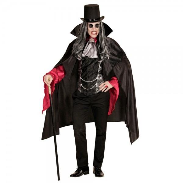 Count Dracula – Vampire Costume