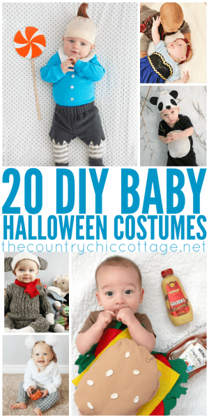 Diy Halloween Costumes For Baby