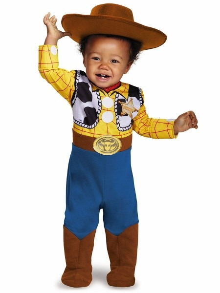 Disney Baby Woody Deluxe Costume