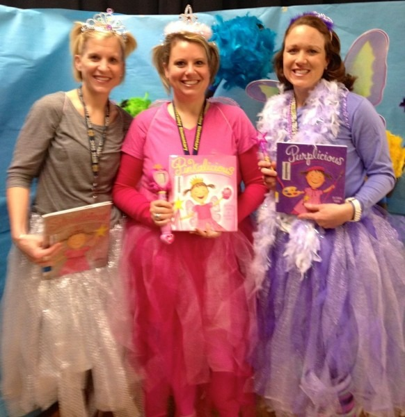 Pinkalicious, Silverlicious, And Purplicious  Cute Costumes For