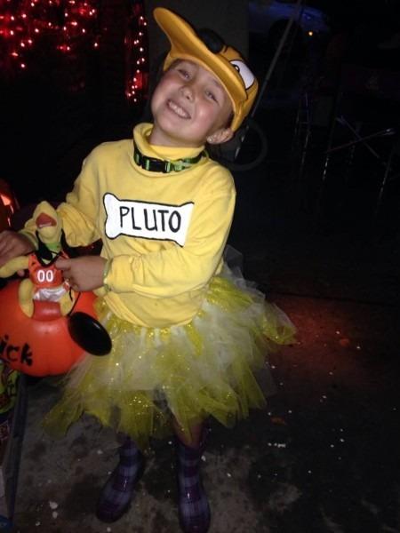 Disney Pluto Halloween Costume
