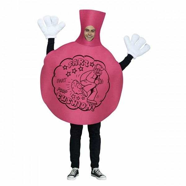 Toynk  Whoopee Cushion W Sound Adult Costume, One Size