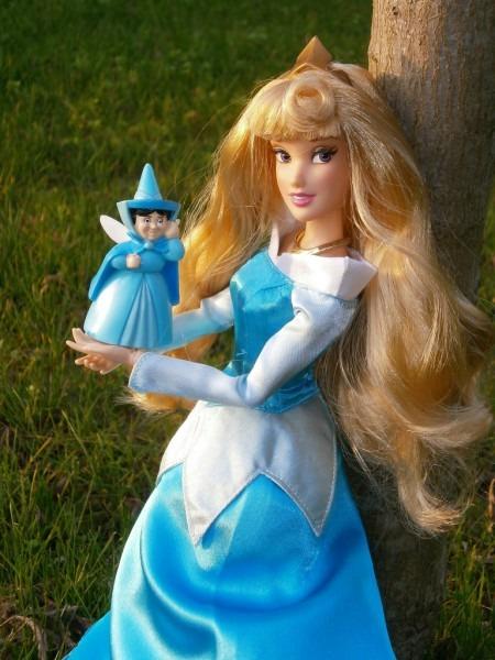 2013 Sleeping Beauty Aurora Classic Doll From Disney Store…