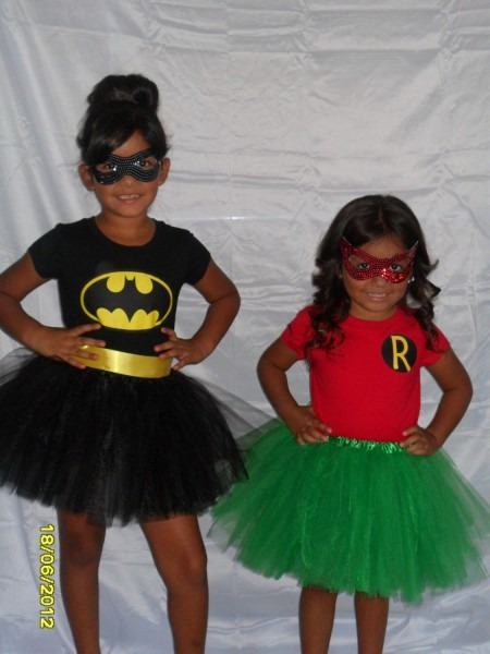 12 Diy Batman And Robin Costume