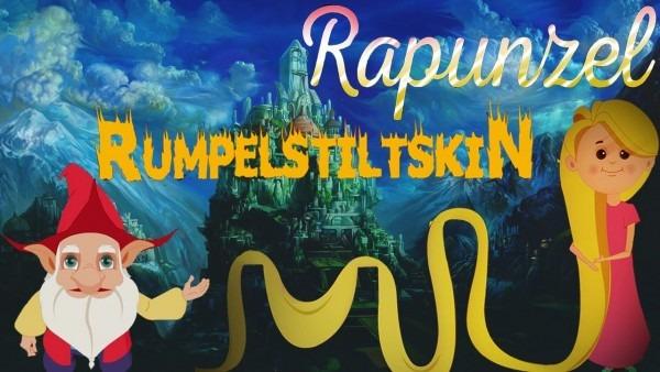 Rumpelstiltskin  Rapunzel  Fairytale  Collection  Compilation