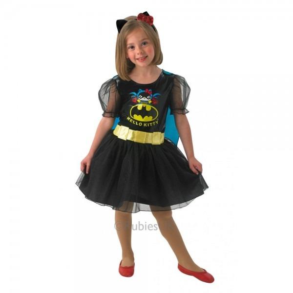 Batgirl Costume For Kids