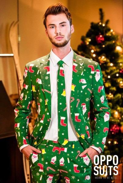 Opposuits Santa Boss Suit For Men