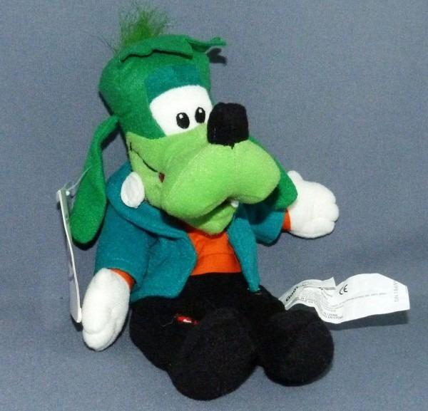 Disney Green Goofenstein Goofy Doll Halloween Costume 8 Plush Bean