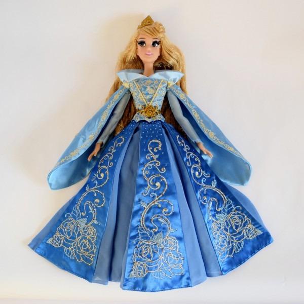 Limited Edition Aurora 17'' Doll (blue Gown)