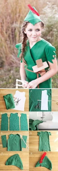 30+ Cool Peter Pan And Tinkerbell Costumes
