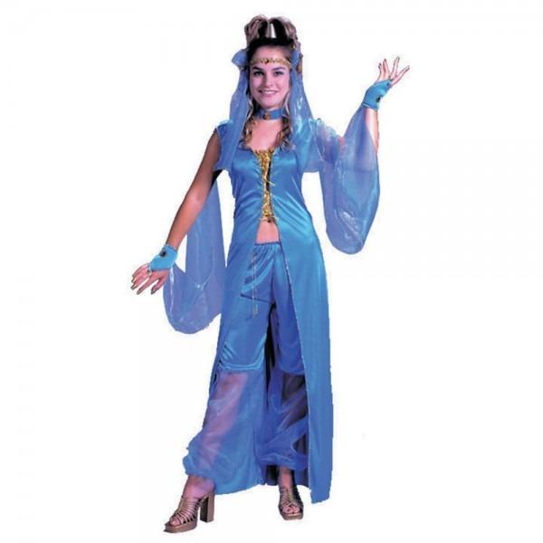 Dreamy Genie Plus Size Halloween Costume For Women