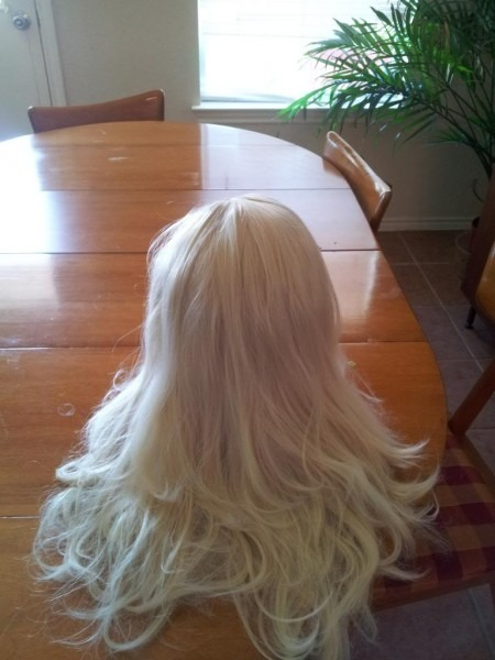 Wigs For Sale! (platinum Blonde, Ect)